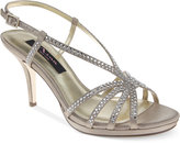 Nina Bobbie Slingback Evening Sandals