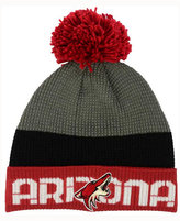 Reebok Arizona Coyotes Pom Knit Hat