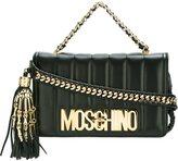 Moschino skeleton hand shoulder bag