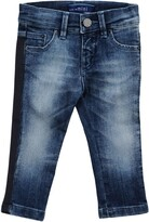 Simonetta Mini Denim pants - Item 42595577