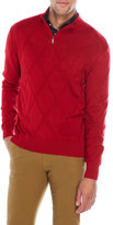 Alex Cannon Quarter-Zip Sweater