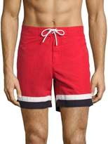 Lacoste Colorblock Swim Shorts