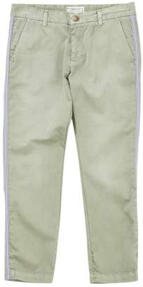 Current/Elliott Current Elliott Khaki Cotton Trousers