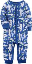 Carter's Baby Boys Nautical Jumpsuit