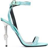 Philipp Plein embellished sandals