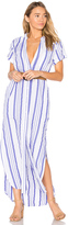 Onia Kim Woven Dress