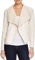 Bagatelle Faux Leather Jacket - Essential Pick