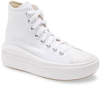 Converse Chuck Taylor(R) All Star(R) Move High Top Platform Sneaker