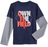 Champion Graphic-Print Shirt, Big Boys (8-20)
