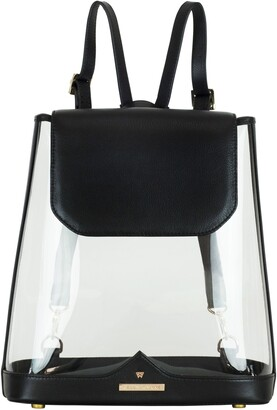 clear Kelly Wynne BYOBackpack
