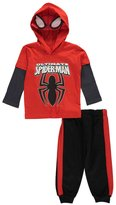 "Spiderman Baby Boys' ""Masked 2-Piece Outfit"