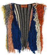 Missoni striped waistcoat - women - Nylon/Polyester/Cupro/Viscose - 38