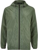 River Island MensGreen Only & Sons zip jacket
