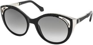 Roberto Cavalli Women's Rc1039 56Mm Sunglasses