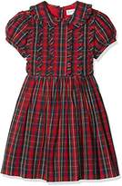 Rachel Riley Girl's Tartan Frill Dress