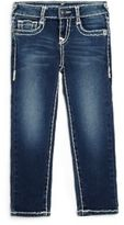 True Religion Toddler's & Little Girl's Casey Natural Super T Skinny Jeans