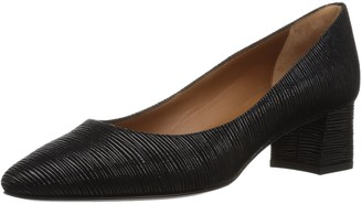 Aquatalia Women's Pheobe Textured MET Calf Pump