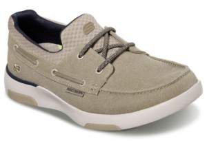 Skechers Men's Bellinger - Garmo Slip-On Casual Sneakers from Finish Line