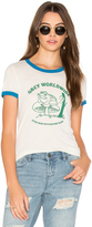 Obey Toadally Awesome Sold Out Ringer Tee