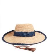 Brixton Women's Pecos Raffia Sun Hat - Beige