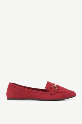 Ardene Faux Suede Loafers