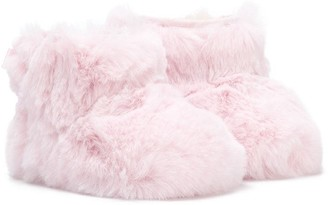 UGG Furry Boots