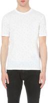 Armani Jeans Logo-print cotton-jersey t-shirt