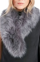 Sole Society Faux Fur Stole