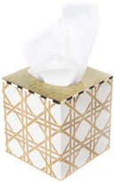 Mackenzie Childs Lattice Tissue Box Cover