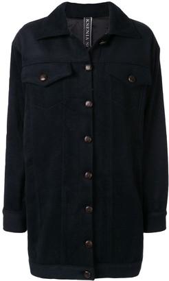 Ksenia Schnaider Oversized Fit Jacket