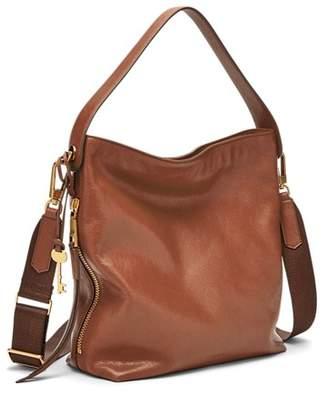 Fossil Maya Hobo Handbags Black
