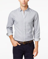 Tommy Hilfiger Men's Darren Geo-Print Long-Sleeve Slim Fit Shirt