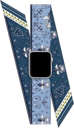 Wristpop Ella 38mm/40mm Apple Watch Scarf Watch Band
