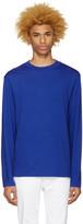 Alexander Wang Blue High Neck T-shirt