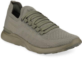 APL Athletic Propulsion Labs Athletic Propulsion Labs Techloom Breeze Lace-Up Sneakers