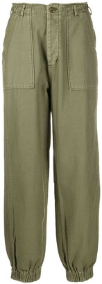 R 13 Tapered-Leg Cargo Trousers