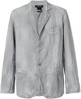 Avant Toi bleached effect blazer