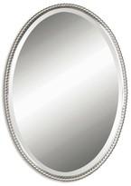 Uttermost 'Sherise' Oval Mirror