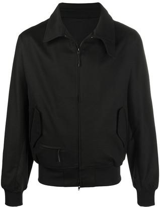 Y-3 Zip-Up Shirt Jacket