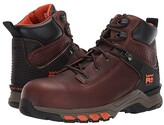 Timberland Hypercharge 6 Composite Safety Toe (Brown Teak Trailblazer) Men's Work Boots