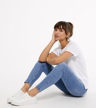 New Look 'Lift & Shape' Jenna Skinny Jeans