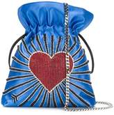 Les Petits Joueurs Trilly heart cupid bag