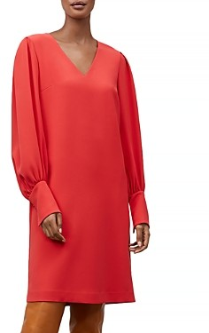 Lafayette 148 New York Lenore Blouson Sleeve Dress