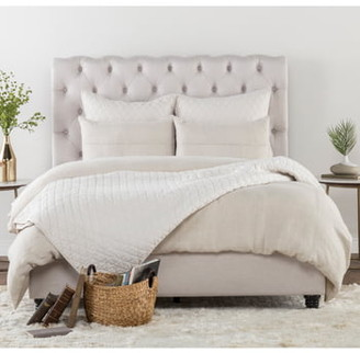 Villa Home Collection Beaumont Linen Duvet Cover