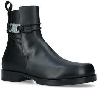 Alyx Industrial Buckle Chelsea Boots