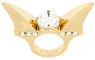 Coup De Coeur Spike Centre Stone ring