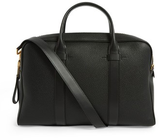 Tom Ford Leather Buckley Briefcase