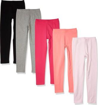 Amazon Essentials 5-Pack Girls Legging