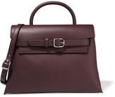 Alexander Wang Attica Leather Shoulder Bag - Burgundy