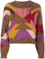 Isabel Marant patterned sweater